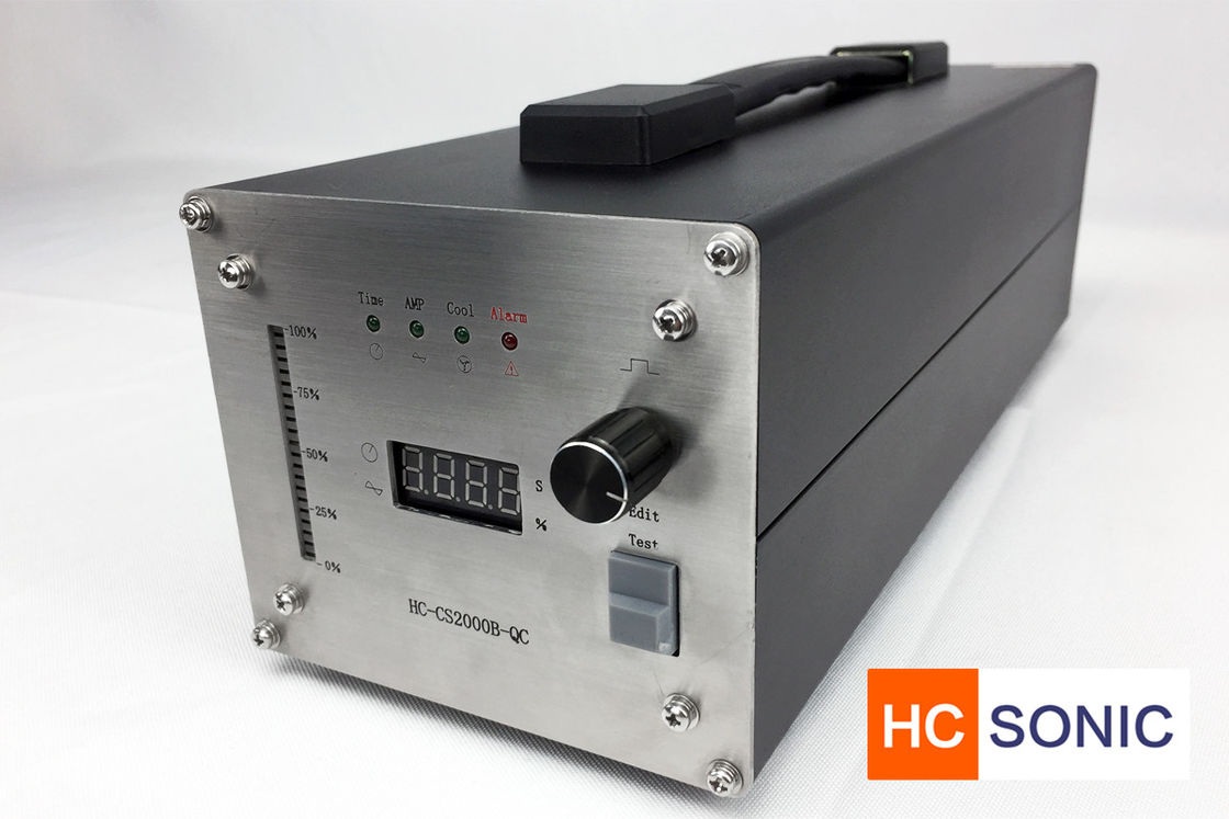 Easy Take Ultrasonic High Power Generator For Welding Cutting Schematic Technical Term Know Sealing